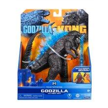 """Monsterverse Godzilla vs Kong 6"""" Godzilla Heat Wave Figure"""