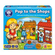 Orchard Toys International Pop To The Shops Game