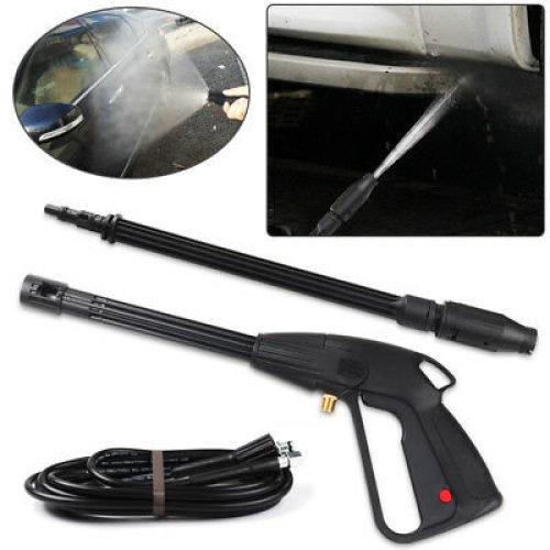 High Pressure Washer Spray Gun and 5M For Car Jet Lance