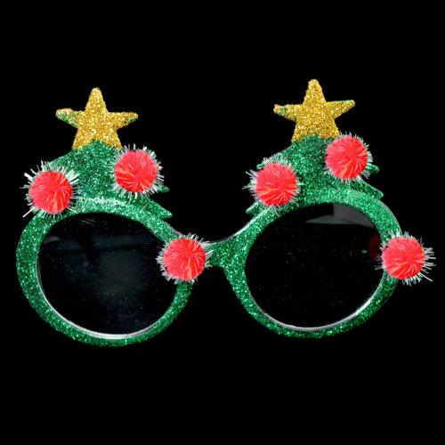 12 x Novelty Christmas Sunglasses Xmas Fun Fancy Dress Stocking Filler Glasses