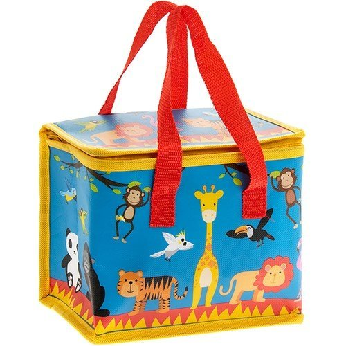 Little Stars Zoo Animal Lunch Bag