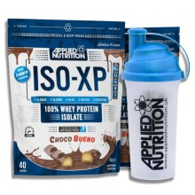 Applied Nutrition ISO-XP 1kg 100% Whey Isolate