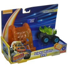 Blaze and the Monster Machines Light Rider Zeg