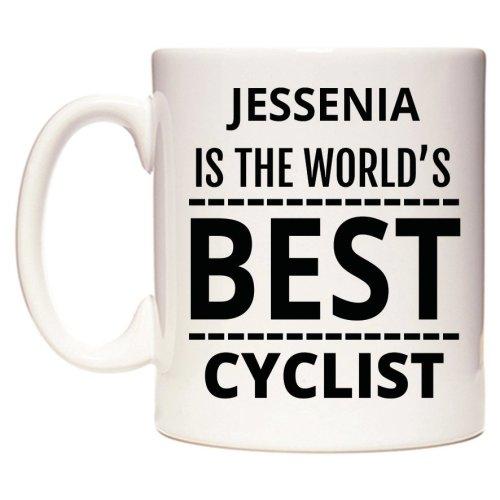 JESSENIA Is The World's BEST Cyclist Mug