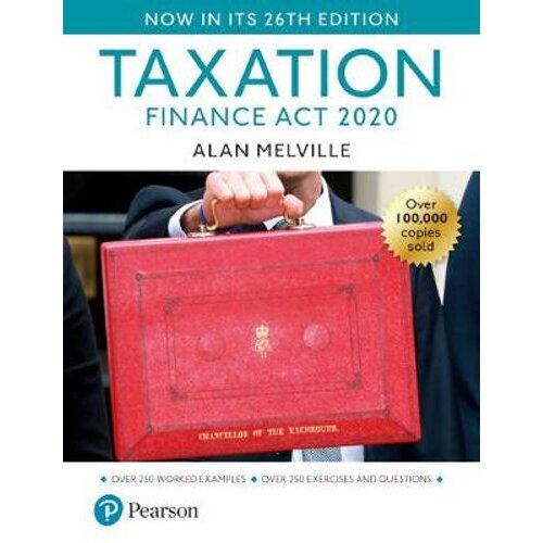Melville's Taxation: Finance Act 2020