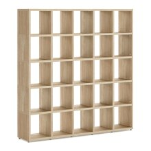 25 Cube Shelf Storage Cube Shelves 1830x1810x330mm