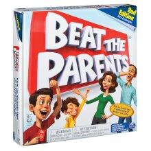 Beat the Parents Assortment Parents Fun-Filled Family Trivia Game New