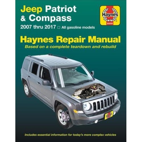 Jeep Patriot & Compass, '07-'17