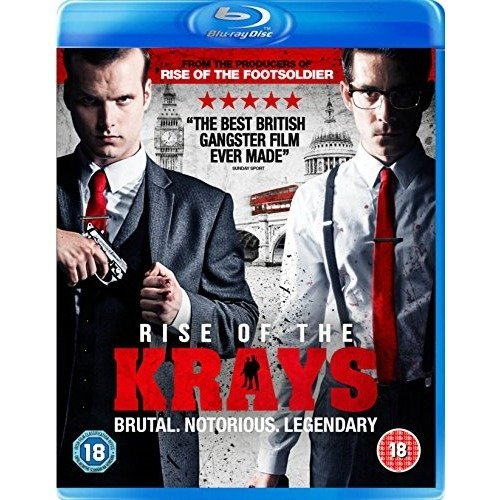 Rise Of The Krays Blu-Ray [2015]