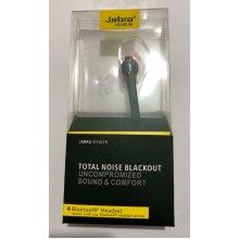 NEW Jabra Stealth Wireless Bluetooth Earbuds NFC Earphone Black / Orange