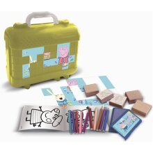 Peppa Pig Travel Art Case