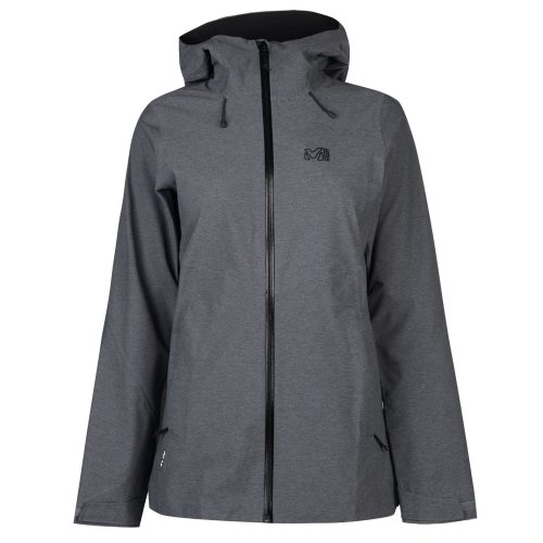 Millet Abay 2.5L Jacket Womens Blue Outdoor Top Ladies Outerwear
