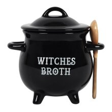 Something Different Witches Broth Cauldron Soup Bowl