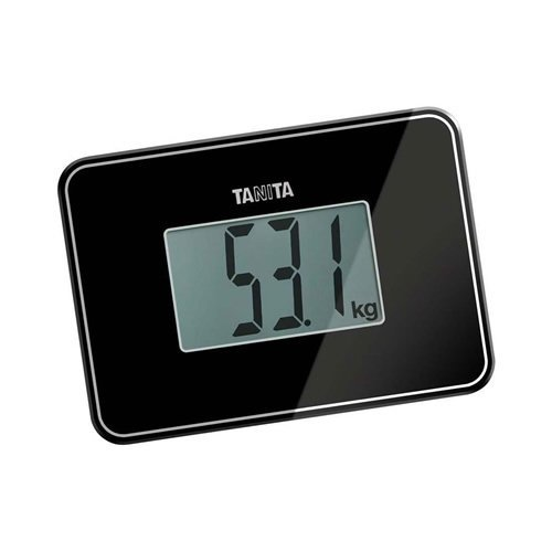 Tanita Super Compact Personal Scale - Black (HD386BK)