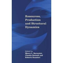 Resources, Production and Structural Dynamics - Used