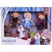 Disney Frozen 2 Stylized Plush Collector Set
