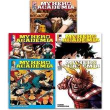 Kohei Horikoshi 5 Books Collection Set My Hero Academia