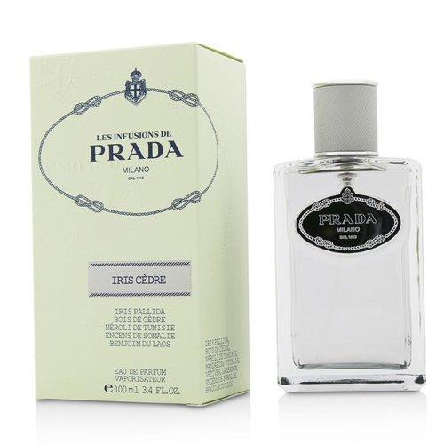 Les Infusions Iris Cedre Eau De Parfum Spray - 100ml/3.4oz