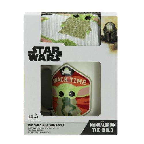 The Child Mug and Socks Set Licensed Star Wars The Mandalorian Gift Set
