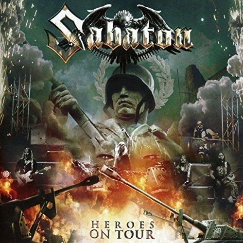 Sabaton - Heroes on Tour [CD]