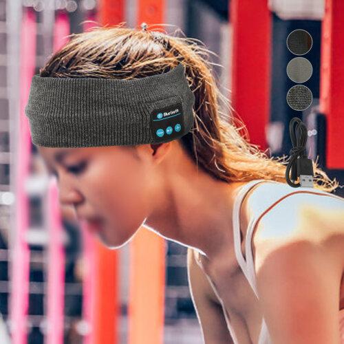 Wireless Bluetooth Headband Headset