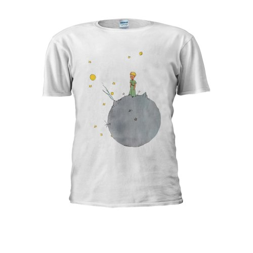The Little Prince Antoine De Saint Novelty Men Women Unisex Top T Shirt