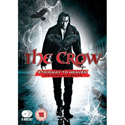The Crow - Stairway To Heaven - The Complete Series DVD [2014]
