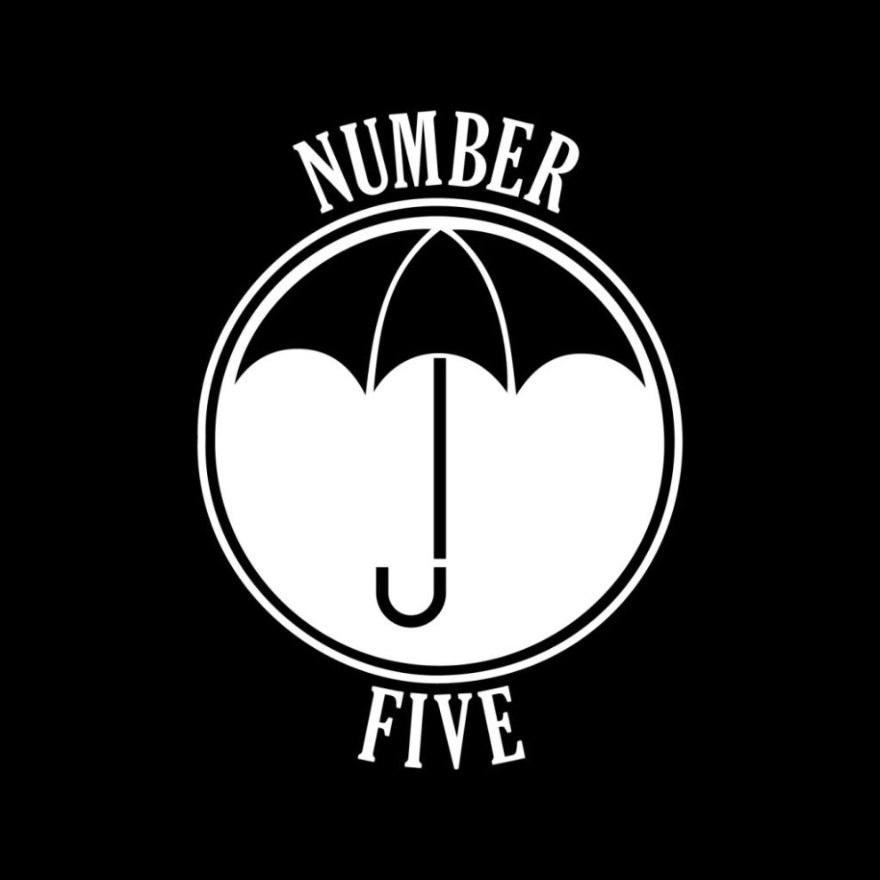 Cloud City 7 Umbrella Academy Number Five Womens Hooded Sweatshirt