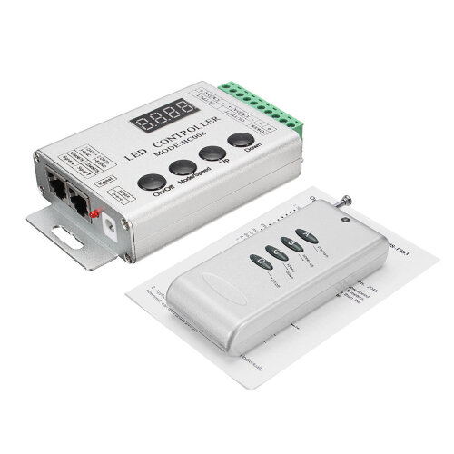 DC12V RGB LED Strip Pixel Bar HC008 RF Controller