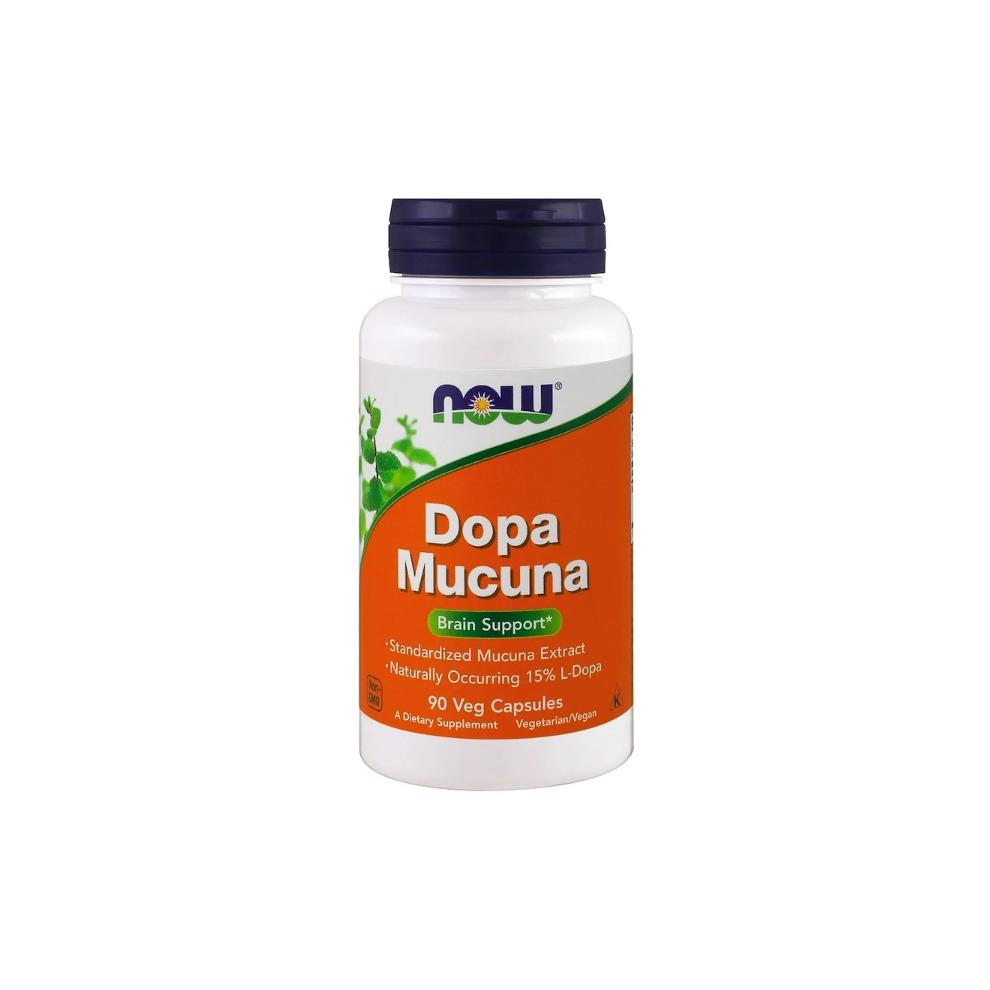Now Foods, Dopa Mucuna, 90 Veg Capsules