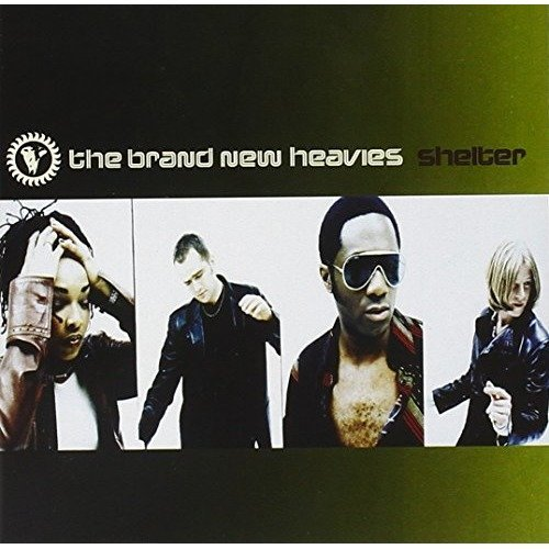 Brand New Heavies the - Shelter [CD]