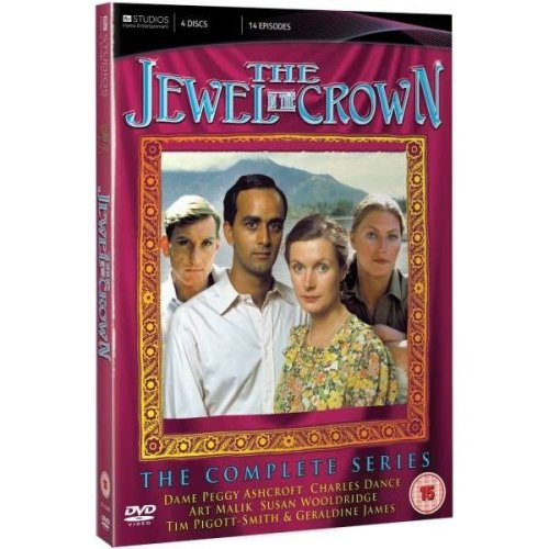 The Jewel In The Crown - The Complete Series - Anniversary Edition DVD [2009]