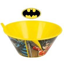 Kids Breakfast Sippy Bowls 500ML Batman