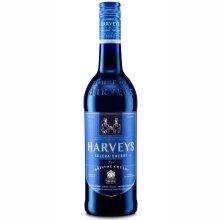 Harveys Bristol Cream Sherry 17.5% - 6x75cl