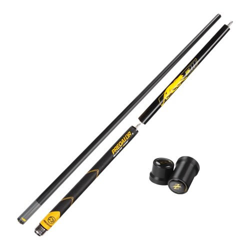 Carbon Fiber Punch&Jump Cue Stick Billiard Break Maple Technology Shaft Break Pool