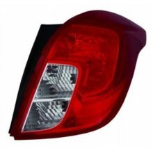 Vauxhall Mokka Hatchback 2012-2016 Rear Lamp  Driver Side R