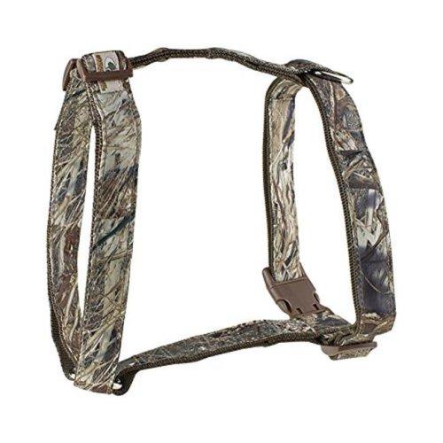 Mossy Oak 22857-05 Basic Dog Harness, Duck Blind - Medium