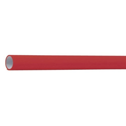 Flameless Paper Roll, 48 in. x 100 ft. - Cherry Red