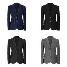 Brook Taverner Ladies/Womens Novara Semi Fitted Suit Jacket