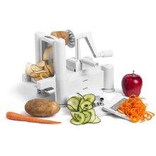Fruit Vegetable Slicer Spiralizer Spiral Salad Chopper Veggie Shredder