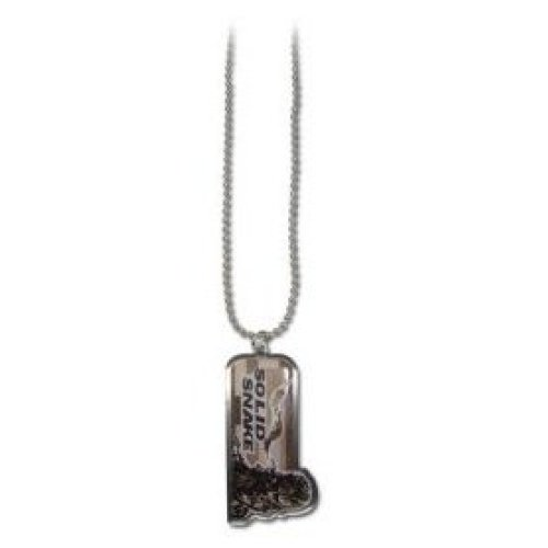 Necklace - Metal Gear Solid - New Solid Snake New Anime Licensed ge6213