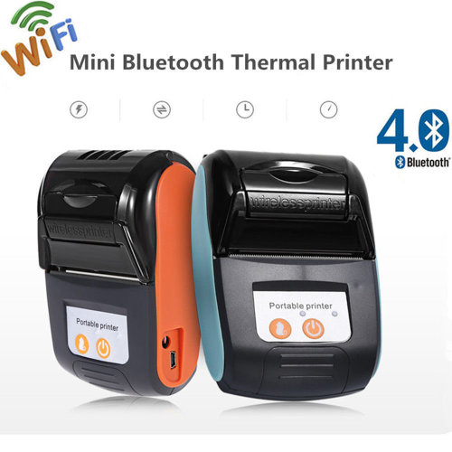 Wireless Bluetooth Thermal Receipt Mobile Printer for Android Phone