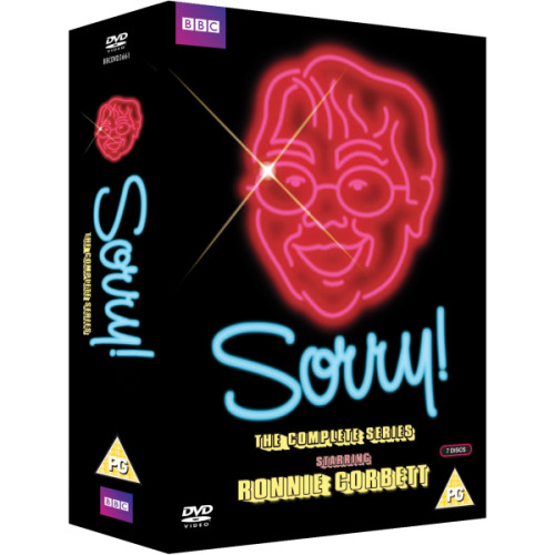 Sorry! Series 1 to 7 Complete Collection DVD [2012]