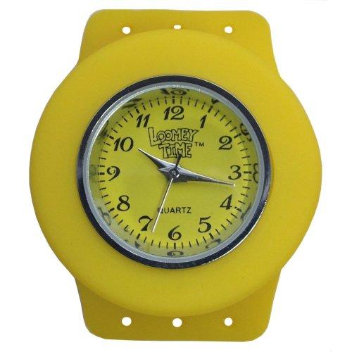 Loomey Time Single Watch Lemon Yellow