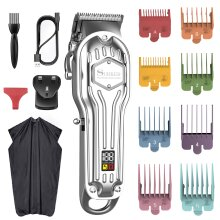 Surker Men Electric Hair Clipper Professional Trimmers Cutting Hair Machine