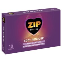 Zip Soot Reducer 10 Sachets