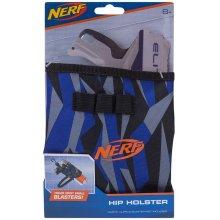 NERF 11503 Elite Hip Holster, Unisex-Child, Black, One Size