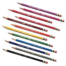 Prismacolor Col Erase Erasable Colored Pencil White 20055