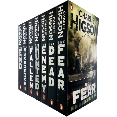 Charlie Higson The Enemy Series 7 Books Collection Set