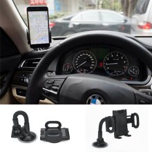 Orzly Universal Suction Holder In Car Mobile Phone iPhone GPS Samsung Dashboard